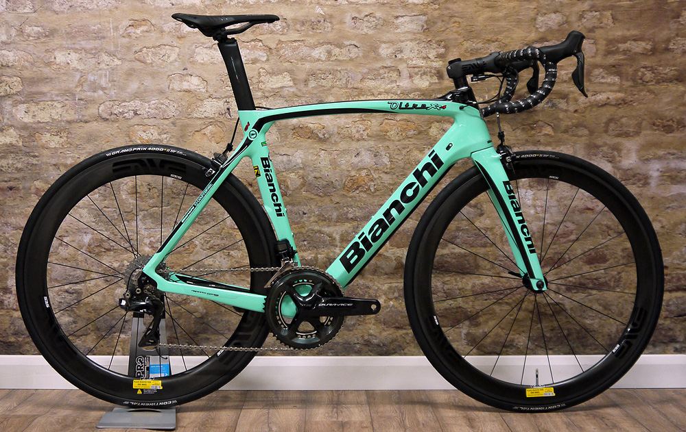 Bianchi Oltre XR4 – Epic Cycles