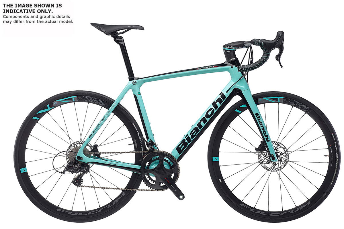 Epic Full 2018 >> Bianchi Infinito CV – Epic Cycles