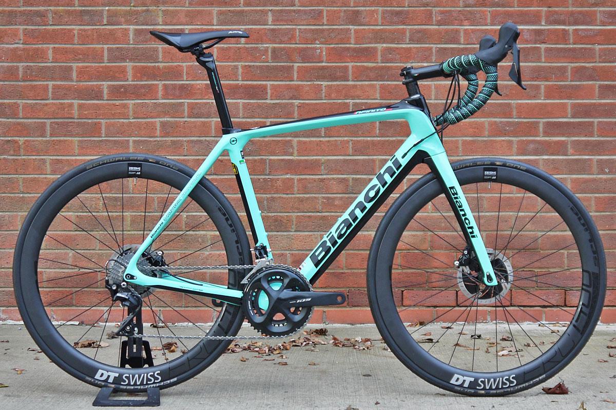 Bianchi Infinito Cv Disc Epic Cycles